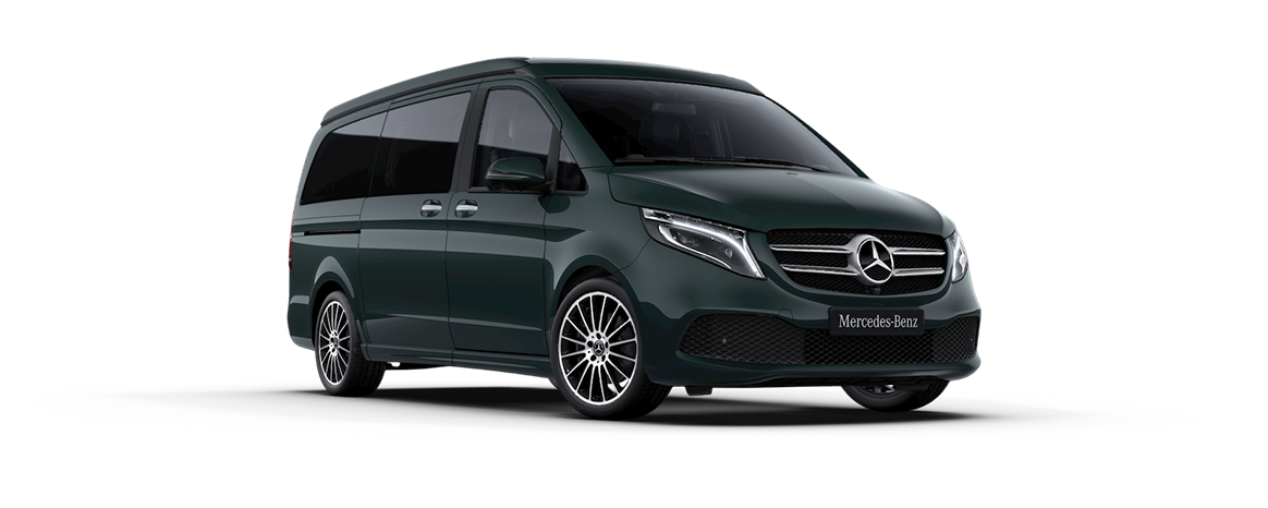Marco Polo HORIZON, granite green