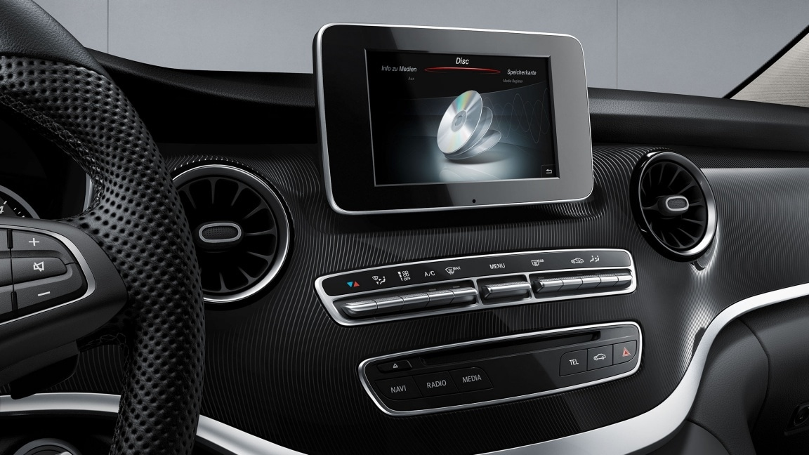 Marco Polo HORIZON, Audio 20 CD with touchpad