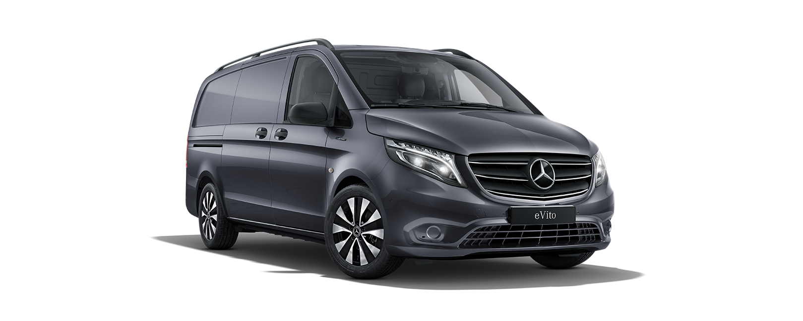 eVito Panel Van, graphite grey metallic