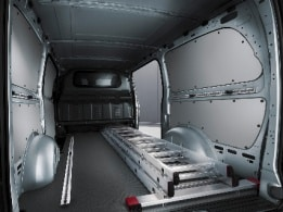 eVito Panel Van, EASY CARGO Package